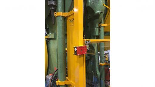 Repar2 FVH Press Machine Guard 17