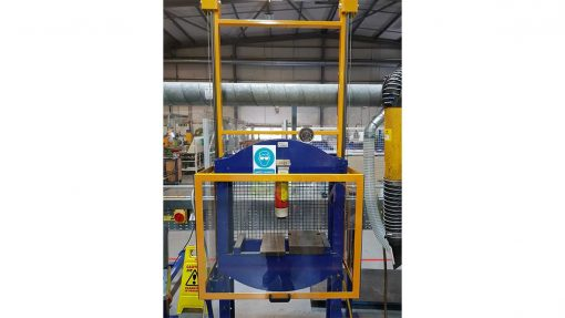 Repar2 FVH Press Machine Guard 6