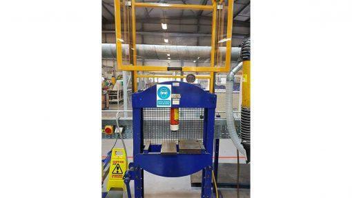 Repar2 FVH Press Machine Guard 8
