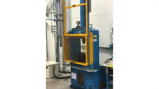 Repar2 FVH Press Machine Guard 9