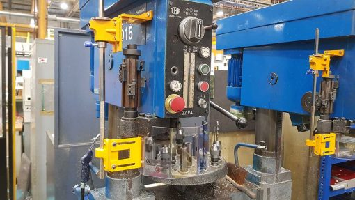 Repar2 KSPT Drilling Machine Guard Brackets 5