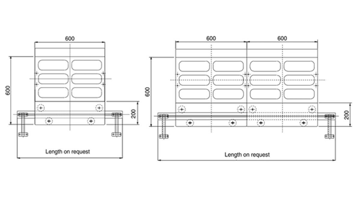 Repar2 PR Surface Grinder Guard Drawing