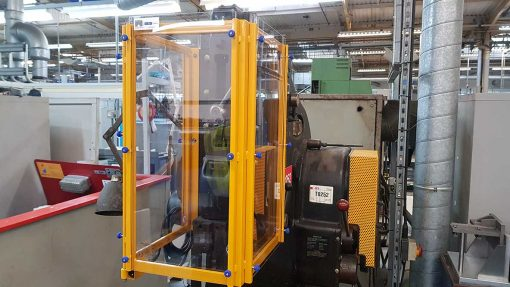 Repar2 ST Slotting Machine Guard 6