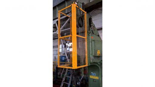 Repar2 ST Slotting Machine Guard 9