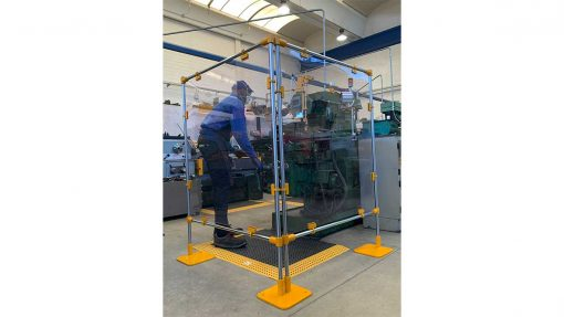 workplace protection clear screen