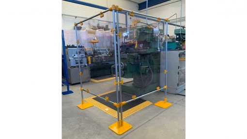 machine shop screens