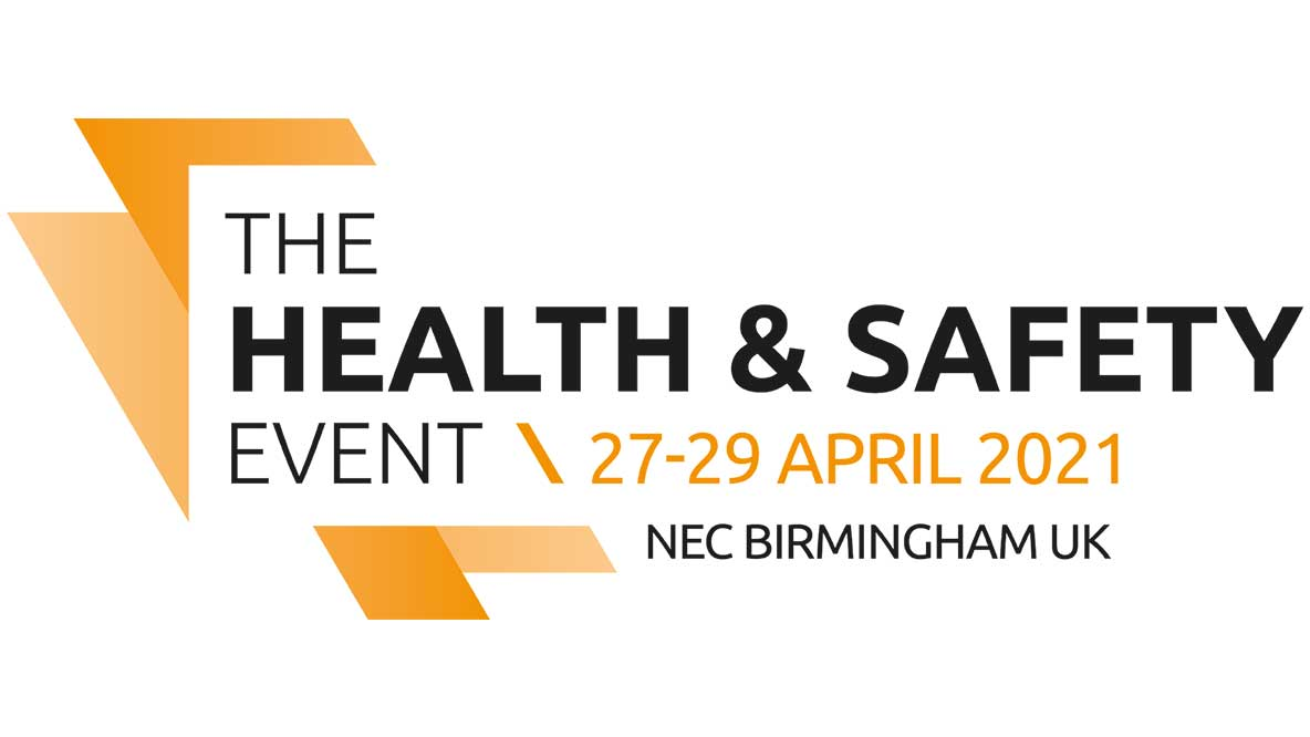 the health and safety event 2021 logo