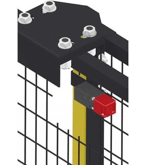 Micro kit for sliding perimeter guards