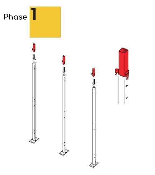 Techno Installation Phase 1