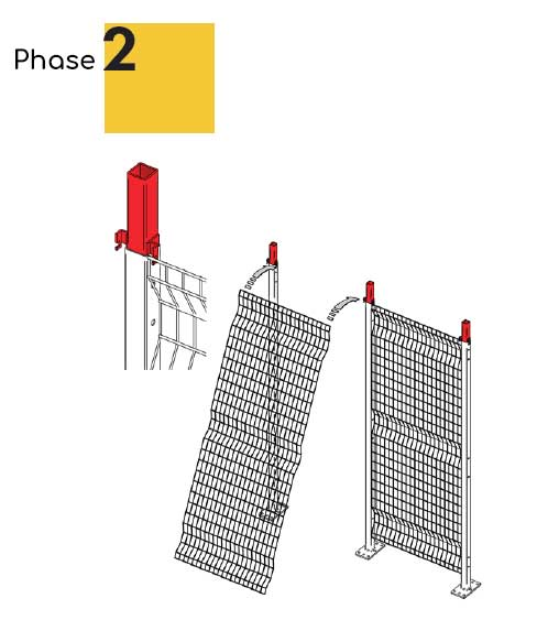 Techno Installation Phase 2