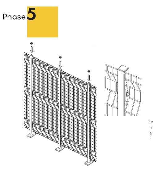 Techno Installation Phase 5